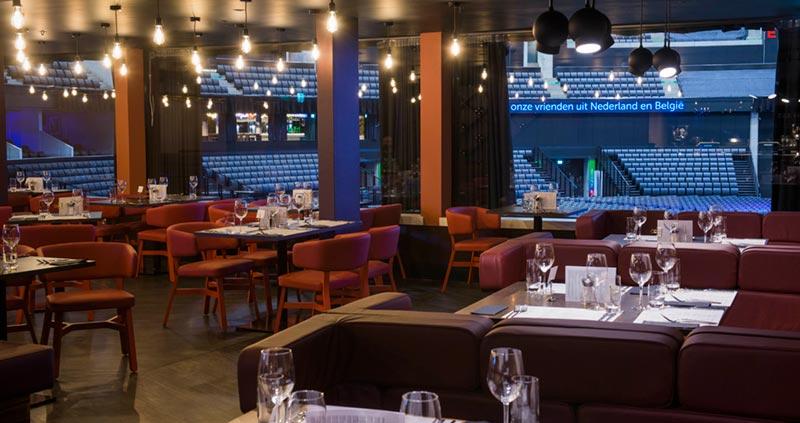 The Hydro Club Restaurant